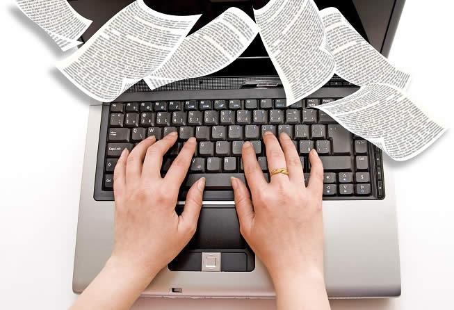 Работа в интернете для писателей